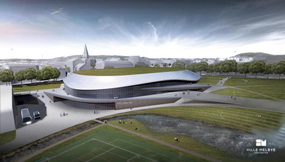 Stadio sostenibile Oslo