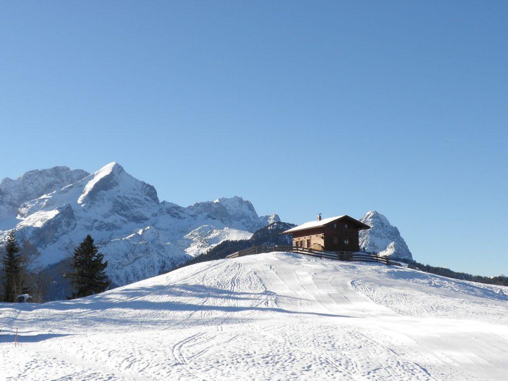 Garmisch sciare sostenibile