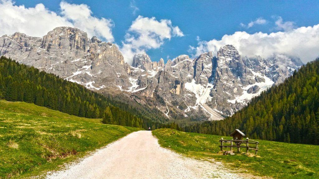 Val Venegia sciare sostenibile