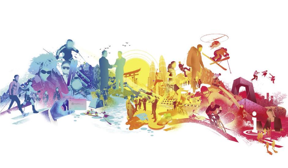 Fiera ISPO Munich 2017 Sport Sostenibile