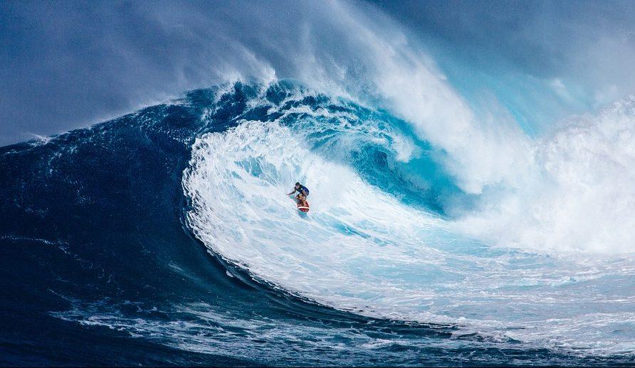 Vans Triple Crown surf evento sportivo sostenibile