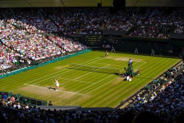 Wimbledon vieterà le cannucce di plastica nel prossimo campionato sport sostenibile