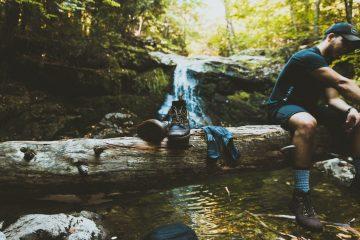 Calze da trekking artigianali e sostenibili